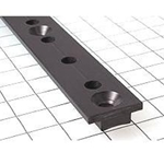 "Schaefer T-Track,3/4""x1/8""(19x3mm), 10'(3m), Black 40-40"