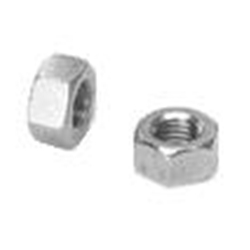 Hex Nut, Stainless Steel - 1.0-12 LH