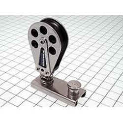 "Schaefer Genoa Lead, 1""x1/8""(25x3mm) Lined 1750 lbs 505-82"