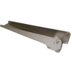 Long Roller with Pin, Plow Style, 30-60 lbs.