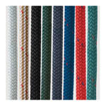 "New England Ropes 1"" X 600 NYLON DBL BR Black"